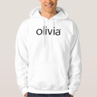 Sudadera con capucha básica clásica de Olivia
