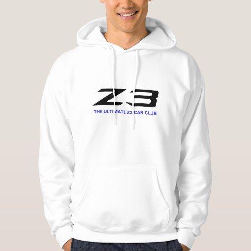 Sudadera con capucha básica de UZ3CC