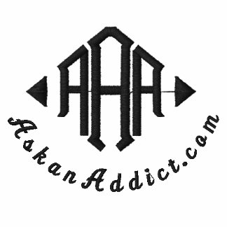 Sudadera con capucha bordada del logotipo del AAA