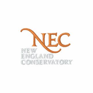 Sudadera con capucha bordada NEC del jersey