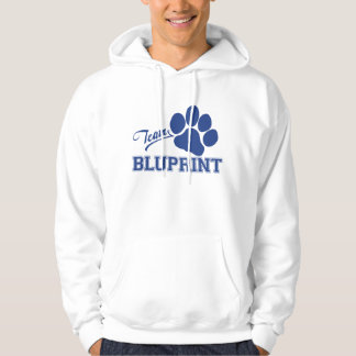 Sudadera con capucha de Bluprint del equipo