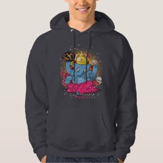 Sudadera con capucha de Ganesh