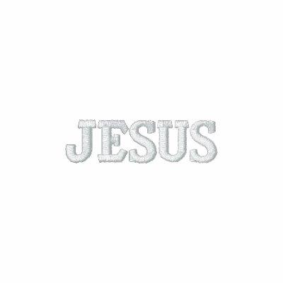 Sudadera con capucha de Jesús