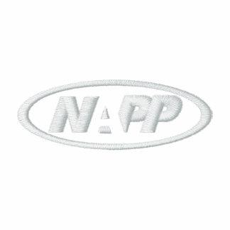 Sudadera con capucha de la cremallera por NAPP