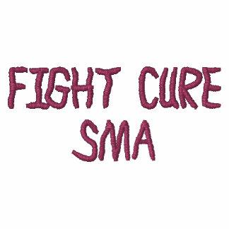 Sudadera con capucha de la curación SMA de la luch