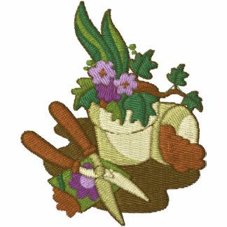 Sudadera con capucha de la diosa del jardín