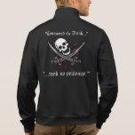 Sudadera con capucha de la facción del pirata de