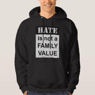 Sudadera con capucha de la familia