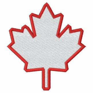 Sudadera con capucha de la hoja de arce de Canadá