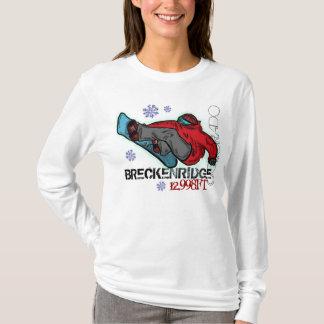Sudadera con capucha de la snowboard de la