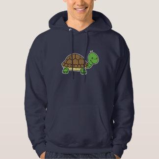 Sudadera con capucha de la tortuga