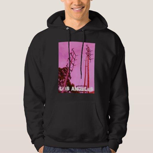 sudadera con capucha de Los Ángeles