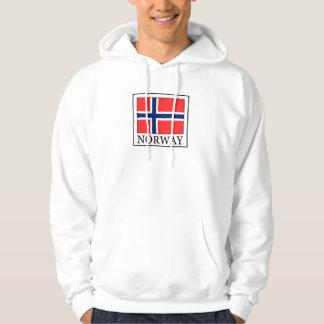 Sudadera con capucha de Noruega