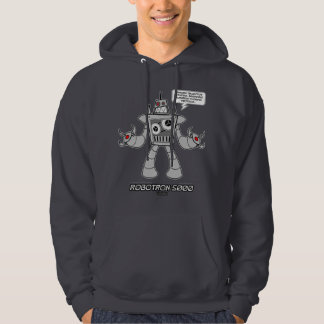 Sudadera con capucha de Robotron 5000