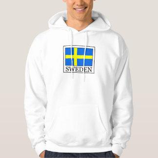 Sudadera con capucha de Suecia