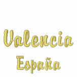 Sudadera con capucha de Valencia España