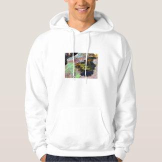 Sudadera con capucha del charco/colección de los