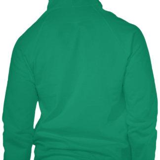 Sudadera con capucha del día de St Patrick del