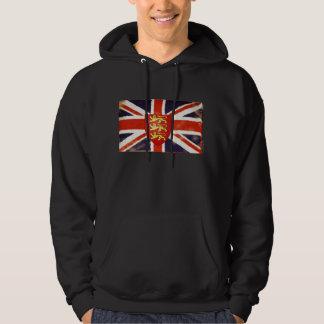 Sudadera con capucha del escudo de armas de Union