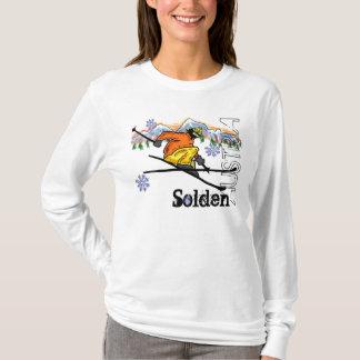 Sudadera con capucha del esquí de Solden Austria