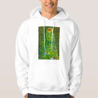 Sudadera con capucha del girasol de Gustavo Klimt
