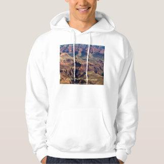 Sudadera con capucha del Gran Cañón