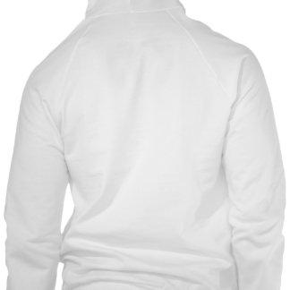 sudadera con capucha del jersey