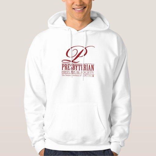 Sudadera con capucha del logotipo de PHS