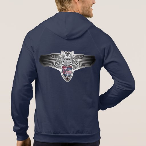 Sudadera con capucha del logotipo de PTD