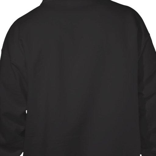 Sudadera con capucha - frente de la declaración de