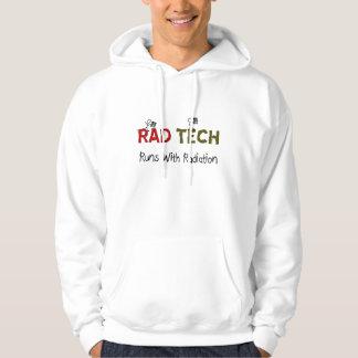 """Sudadera con capucha """"funcionamientos de la tecnol"""