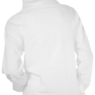 Sudadera con capucha grande del uniforme del