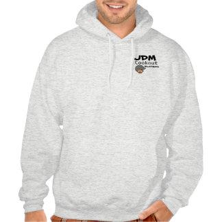 Sudadera con capucha original de la receta de JDMC