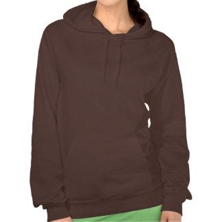 Sudadera con capucha para mujer de la gaviota