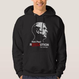 Sudadera con capucha personalizada revolución de