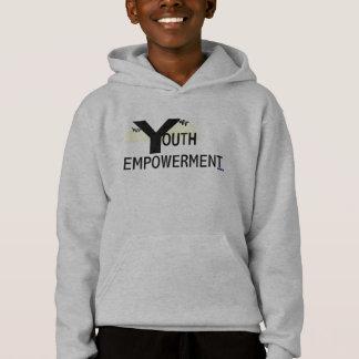 Sudadera de la capacitación de la juventud