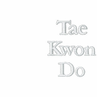 Sudadera del Taekwondo