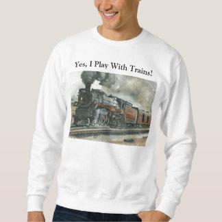 Sudadera del tren