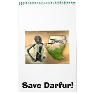 sudan_2006_gr1, Save Darfur! Calendar