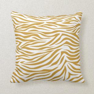 Awesome Sudan Brown Safari Zebra Throw Pillow Uwap Interior Chair Design Uwaporg