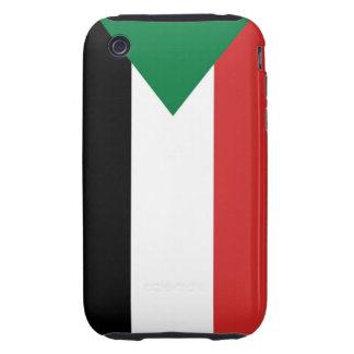 sudan country flag case