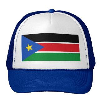 Sudán del sur gorras