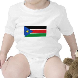 Sudán del sur trajes de bebé
