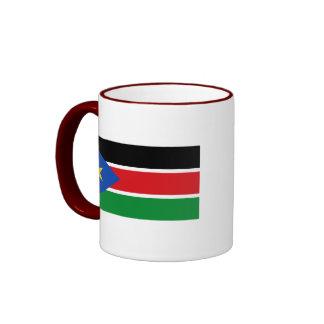 Sudán del sur taza
