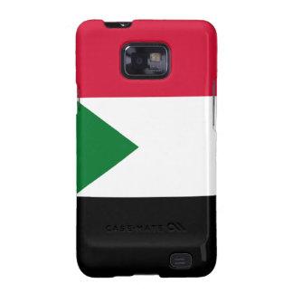 Sudán Samsung Galaxy S2 Fundas