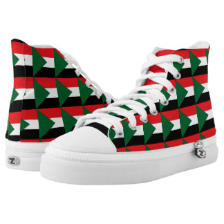 Sudan High-Top Sneakers