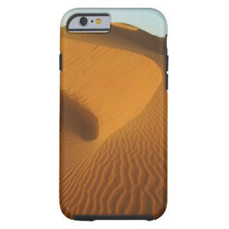 Sudan, North (Nubia), dunes in the desert iPhone 6 Case