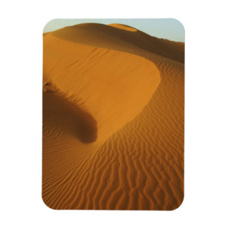 Sudan, North (Nubia), dunes in the desert Magnet
