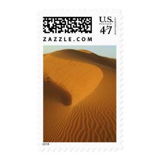 Sudan, North (Nubia), dunes in the desert Postage