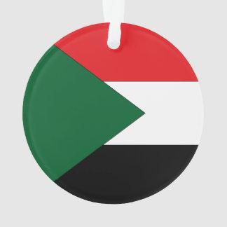 Sudan Ornament